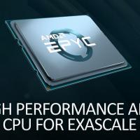 Образец CPU AMD EPYC (Milan) на Zen 3 впервые замечен в тестовом ПО