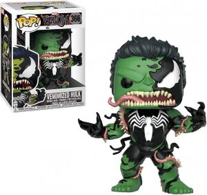 Фигурка Funko POP Marvel - Venomized Hulk фанко Халк