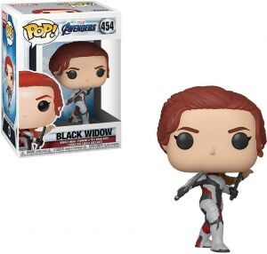 Фигурка Funko Marvel: Avengers Endgame - Black Widow фанко Чёрная вдова