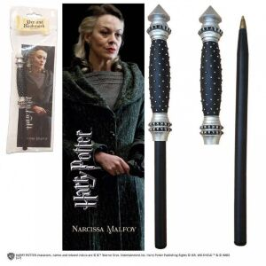 Ручка палочка Harry Potter - Narcissa Malfoy Wand Pen and Bookmark + Закладка