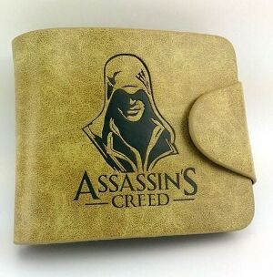 Кошелёк - Assassin's Creed Wallet  №2