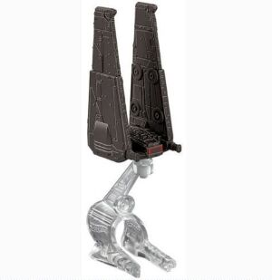 Фигурка Star Wars (Episode VII - The Force Awakens) Hot Wheels - KYLO REN'S COMMAND SHUTTLE