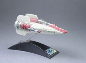 Фигурка HASBRO STAR WARS A-WING FIGHTER RED DECO
