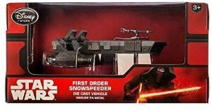 Фигурка Star Wars (Episode VII - The Force Awakens) Disney Die Cast - Snowspeeder