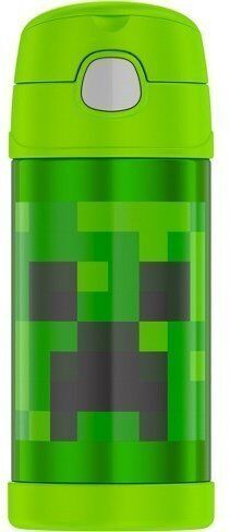Термос Minecraft Thermos Funtainer 12 Oz - Licensed Jinx