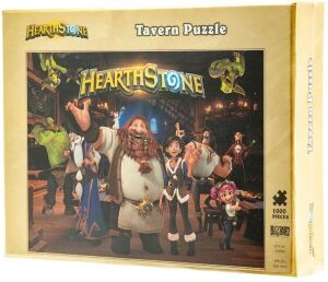 Пазл Hearthstone Pub Collection Puzzle 1000-Piece