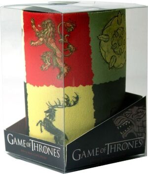 Подставка GAME OF THRONES - House Sigils Can Cooler