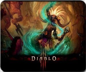 Коврик - Diablo 3 Witch doctor 1
