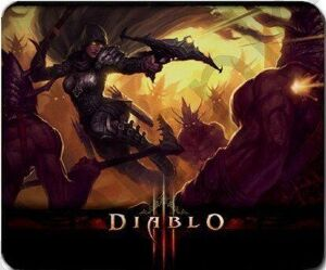 Коврик - Diablo 3 Demon hunter