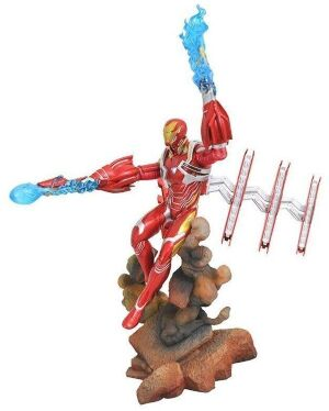 Фигурка Diamond Select Toys Marvel Gallery: Avengers Infinity War: Iron Man Mk50 Diorama Figure
