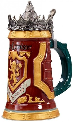 Кружка Game of Thrones House Lannister Stein - 22 Oz