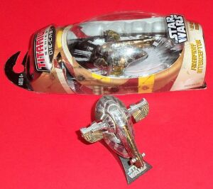 Фигурка Hasbro STAR WARS FIRESPRAY INTERCEPTOR SLAVE 1 - 2007
