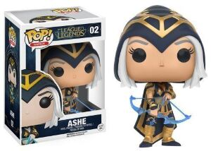 Фигурка Funko Pop! - League Of Legends Figure - Ashe